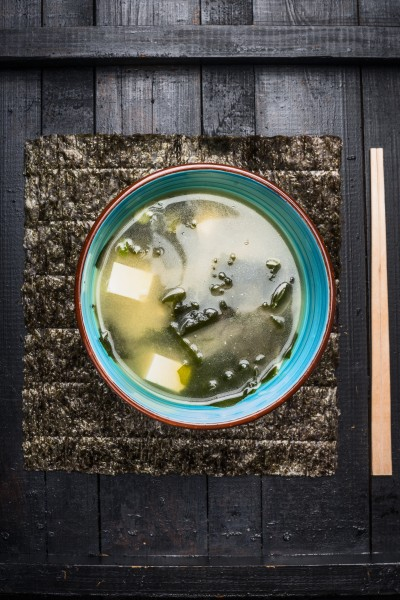 Fermented Food Benefits Miso Soup