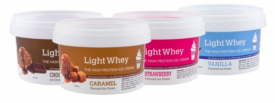 Light Whey Healthy Snacks Dubai