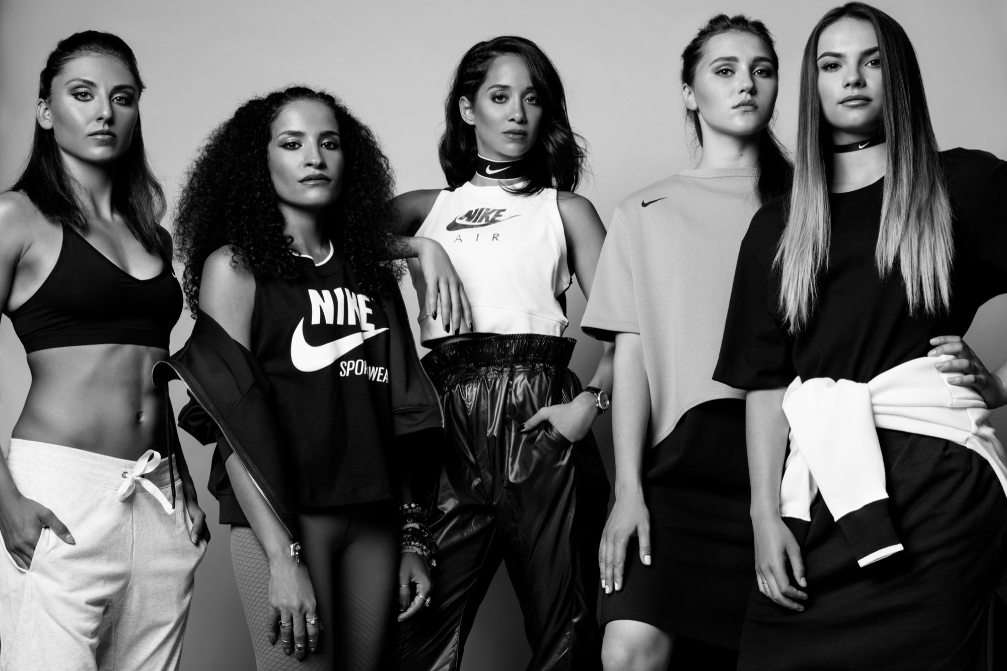Nike Women Believe in More Campaign