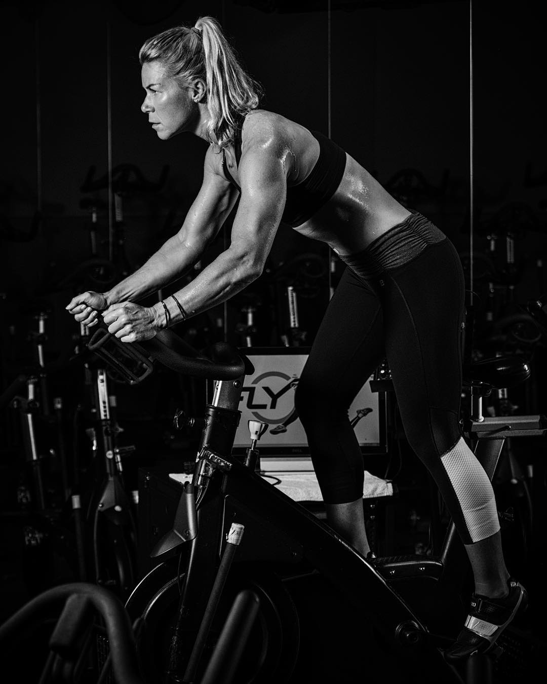 Spinning Classes Dubai Flywheel