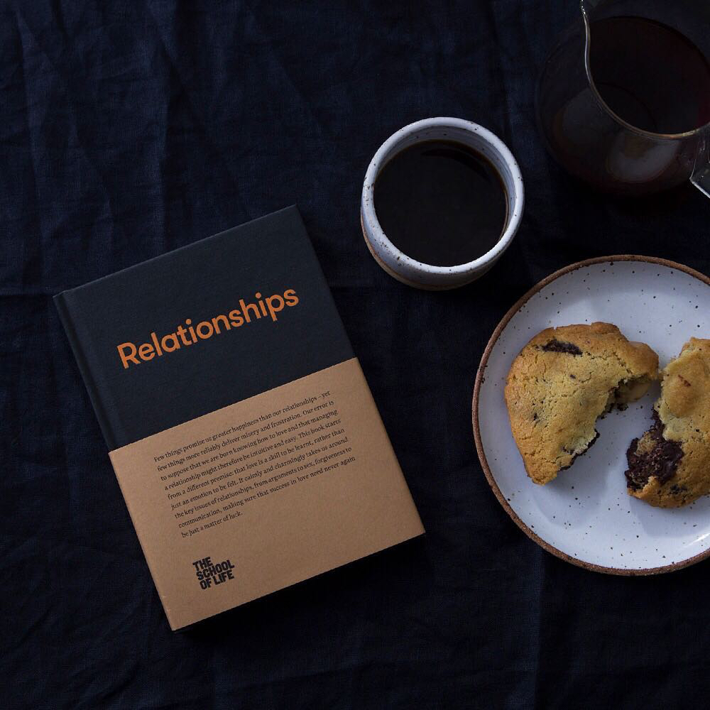 book on relationships reading