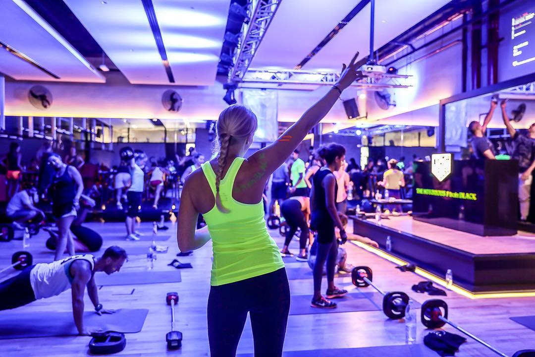 Best Workout Classes Dubai BARE Black