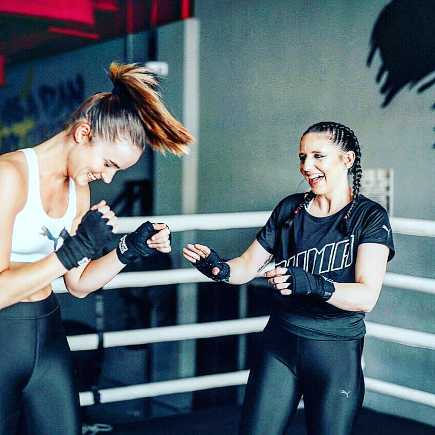 best boxing gyms dubai real boxing only